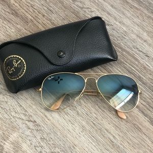Accessories - Ray Ban | Blue Aviators